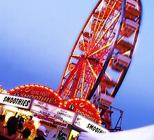 Ferris Wheel by blackjack