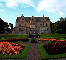 Bangor Castle by Wrayzo