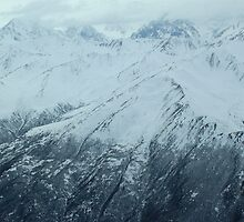Talkeetna Range 2 by John Michael Sudol