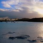 Sunrise over the Blue Lagoon by karina5