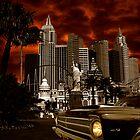 Plymouth in Las Vegas  by kelleybear