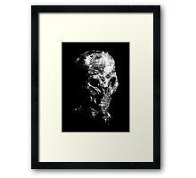 Silent Framed Print