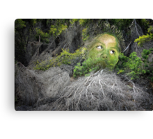 Keeper of the Forest Canvas Print