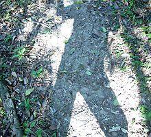 Shadow Man Boogie -- Tony Manero AKA John Travolta by Digby