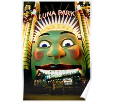 Luna Park Does HDR - Moods of A City #24 - The HDR Series Poster