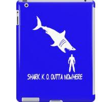 Shark.K.O. Outta Nowhere iPad Case/Skin