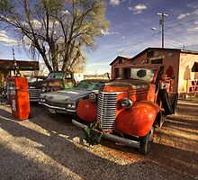 Chevy Pick Up  by Rob Hawkins