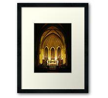 Assumption Church Framed Print