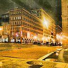 The City in Winter by Eileen McVey