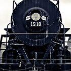 Steam Engine 1518 by Kadwell