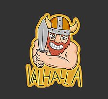 Valhalla is where you want to be by DiabolickalPLAN