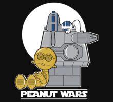 Peanut Wars by JRBERGER