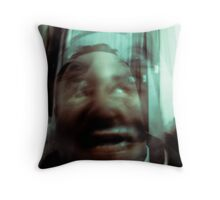 Self II Throw Pillow