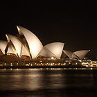 Sydney Opera House by stinkymel