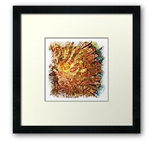 The Atlas Of Dreams - Color Plate 140 Framed Print
