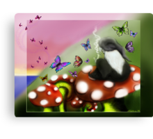 mushies Canvas Print