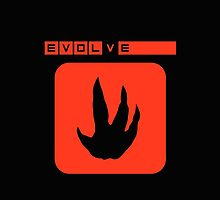 Evolve Monster Logo by Cpotey
