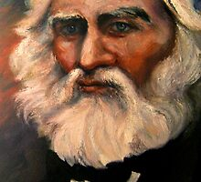 HENRY W. LONGFELLOW by Barbara Sparhawk