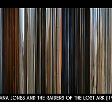 MovieDNA: Indiana Jones and the Raiders of the Lost Ark [1981] by MovieDNA