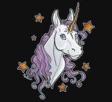 Unicorn Star Shirt by cybercat