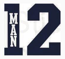 12th Man Seahawks by Deanna75