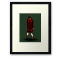 Poor Mia... Framed Print