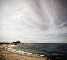 Nobbys Beach, Newcastle by Kelly McGill