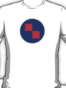 Roundel of the Croatian Air Force  T-Shirt