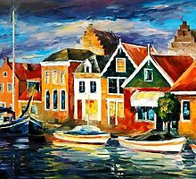 Sea Front — Buy Now Link - www.etsy.com/listing/157756896 by Leonid  Afremov
