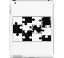 Fill in Puzzle iPad Case/Skin