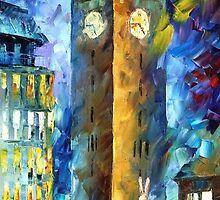 Fairy Tale — Buy Now Link - www.etsy.com/listing/190001217 by Leonid  Afremov