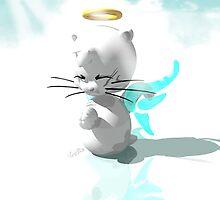 Prayer Pets - Kitten by SEspider