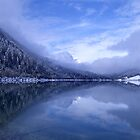 Switzerland, Sufnersee by Galyna Schmid