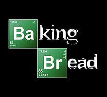 Baking bread by pinkishgluestik