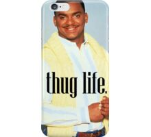 Carlton Thug Life iPhone Case/Skin