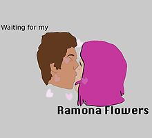 Waiting for my Ramona Flowers by GeekyToGo
