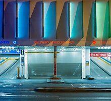 Emporium Car Park by kris gerhard
