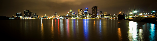 Reflections of Melbourne by Alistair Wilson