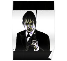 Gotham Oswald Cobblepot Robin Lord Taylor Poster