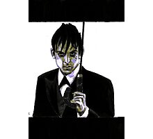 Gotham Oswald Cobblepot Robin Lord Taylor Photographic Print