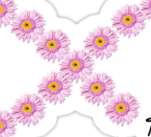 Kappa Flower Infinity Sticker