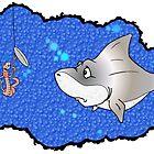 Shark Help by Skree