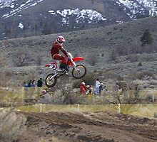 Honeylake MX - Milford Creek, CA AJ Hedger Nice Air shot!  Celebrating Loretta Lynns' Motocross Qualifier by leih2008