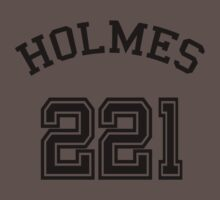 Holmes Jersey Number 221 Kids Clothes