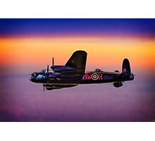 Lancaster At Dawn Photographic Print