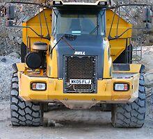 Now thats a lovely Dump Truck by Muncher