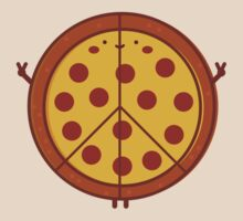 Give Pizza Chance by tofusan