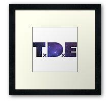 TDE Nebulae 5 Framed Print