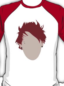 Michael Clifford Minimalist Head T-Shirt