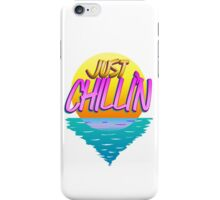 Just Chilli'n iPhone Case/Skin